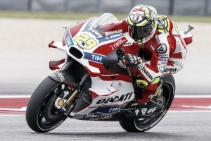 Iannone fastest on day 1 at Assen despite penalty