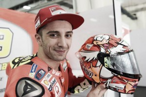 Iannone fastest after day one of practice at Mugello