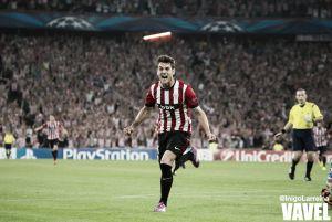 Athletic - Nápoles: puntuaciones del Athletic, vuelta de la previa de la Champions