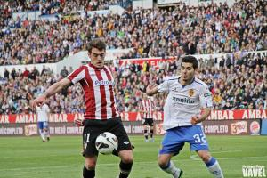 Zaragoza- Athletic: puntuaciones Athletic, jornada 34