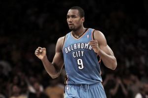Oklahoma City Thunder trade Serge Ibaka to Orlando Magic