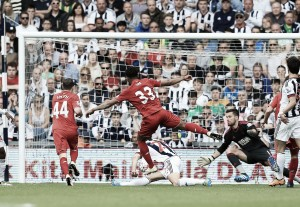 West Bromwich Albion 1-1 Liverpool: Ibe solo goal the highlight as Reds' league season ends quietly