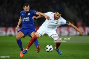 Leicester City agree deal for Sevilla captain Vincente Iborra