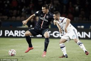Ibrahimovic to miss crunch tie against former club