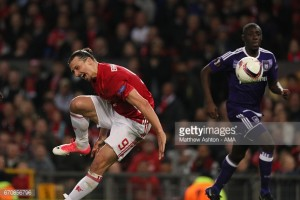 Man Utd Player Ratings in 2-1 win vs Anderlecht: Reds scrape through to semi-finals