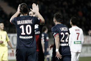 Resumen de la Jornada 20 de la Ligue 1