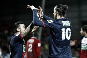 Ibrahimovic decide un duelo sin historia