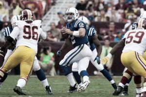 Colts demolió a Redskins con un Luck intratable