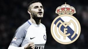 El Real Madrid va a la carga por Icardi