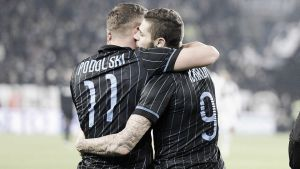 Icardi risponde a Tevez: frena la Juventus. La Roma ringrazia e si avvicina