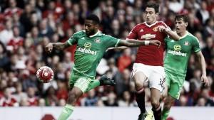 Sunderland - Manchester United: tres puntos para la esperanza