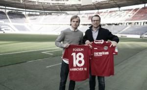 Hannover make Iver Fossum second winter signing