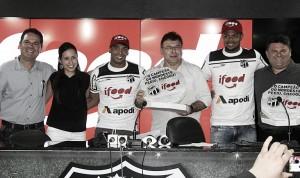 Ceará anuncia iFood como patrocinador máster para disputa da Copa do Nordeste