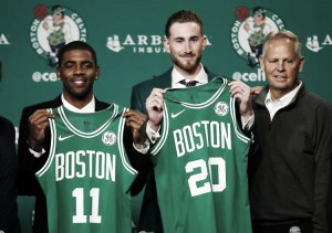 "NBA, Kyrie Irving: ""Quanto ci manca Hayward"""