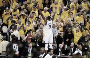 NBA - Andre Iguodala pronto a rinnovare con i Golden State Warriors