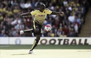 Watford 1-0 Swansea City: The Hornets record first win of the season