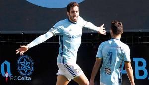 Borja Iglesias enciende la liga