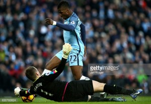 Iheanacho not the same player under Guardiola, says Owen