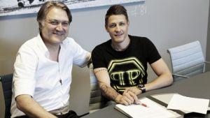 Ilicevic renews contract with Hamburg