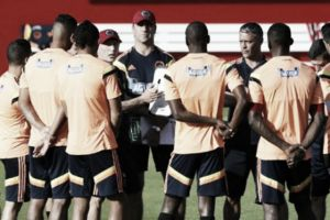 La 'Tricolor' va por la primera victoria del año
