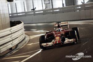 F1 Montecarlo: nelle seconde libere Hamilton davanti, dietro la pioggia