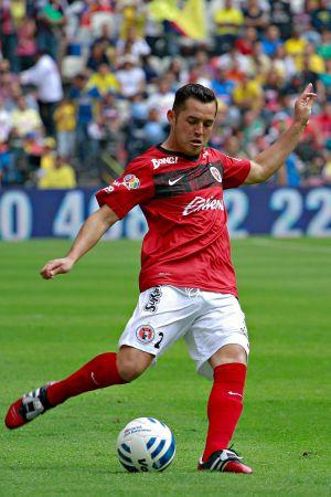 Israel Jiménez, la primera baja de Xolos rumbo al Clausura 2015