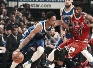 Toronto Raptors força prorrogação e vence Chicago Bulls de virada
