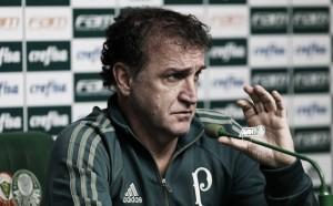 """Cuca assume responsabilidade em derrota do Palmeiras: """"A culpa é minha"""""""