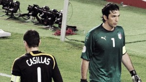 Euro 2008: Italia, del grupo de la muerte a toparse con el 'Santo'