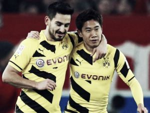 Vfb Stuttgart 2-3 Borussia Dortmund: Three wins in a row for Klopp's side
