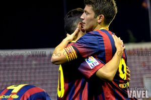 Golpe de autoridad del Barça B