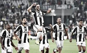 Juventus, road to six