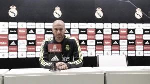 """Zidane: """"Queremos el apoyo de la afición, vamos a dar todo por ellos"""""""