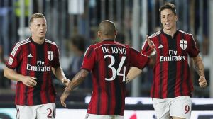 L' Empoli ferma il Milan: 2-2 al Castellani