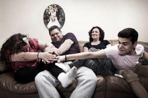 'Gogglebox', el reality de gente viendo la tele