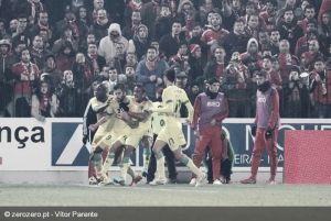 Resumen 18ª jornada de la Primeira Liga
