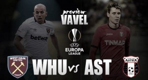 West Ham United vs Astra Giurgiu Preview: Hammers eyeing group stages ahead of Romanian clash