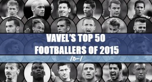 VAVEL UK Top 50 Players of 2015: Cristiano Ronaldo at number 4