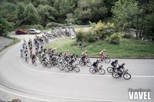 Fotos e imágenes de la 1ª etapa de la Vuelta a Asturias