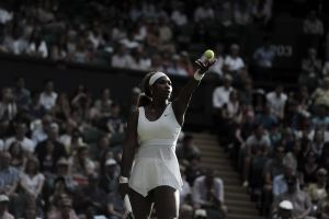 Batacazo de Serena Williams