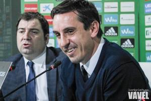 """Neville: """"El fútbol son momentos, esos momentos son los que deciden el partido"""""""