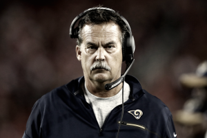 Los Ángeles Rams despiden a Jeff Fisher