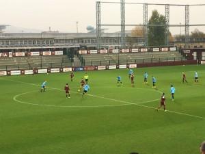 Torino, buona sgambata: Chieri sconfitto 3-0