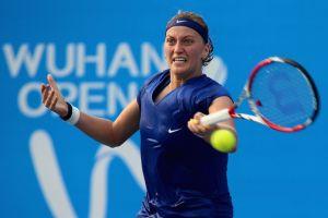 Kvitova y Bouchard pelearán por el título en Wuhan