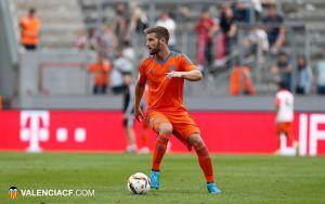 Oporto-Valencia CF: puntuaciones Valencia CF, Colonia Cup 2015