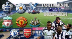 Las ocho finales del West Bromwich Albion