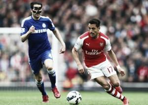 El Arsenal golea en el derbi de Londres
