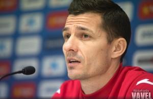 """Constantin Galca: """"Necesitamos un punto para certificar la permanencia y nos espera un Barça que saldrá a por todas"""""""
