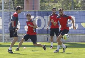 Lista de convocados para jugar frente a la SD Eibar