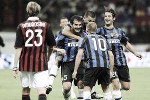Derby Story: Inter, quel 4-0 che portò al Triplete